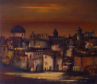 Ночной город - Наталья Разбаева