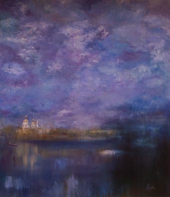 Аметистовый дождь - Наталья Разбаева