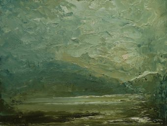 Ночь в горах - Наталья Разбаева