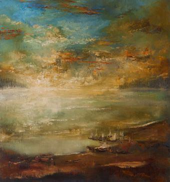 Утро в порту - Наталья Разбаева