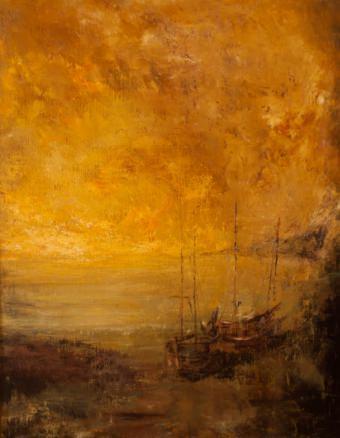 Закат над бухтой - Наталья Разбаева